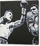 Ricky Hatton 2 Canvas Print