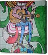 Ricky Rockefeller Canvas Print