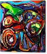Ricordi - Memories Canvas Print