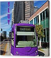 Ride The Seattle Slut Canvas Print