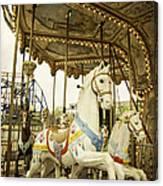 Ride The Wild Pony Canvas Print