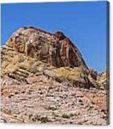 Ridge Of Stone Canvas Print