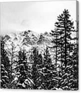 Ridgeline Canvas Print