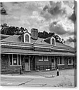 Ridgway Depot 3518b Canvas Print