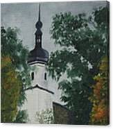 Riesa Germany Canvas Print