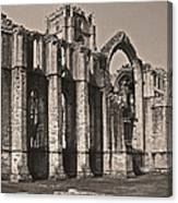 Rievaulx Abbey Canvas Print