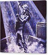 Riff Canvas Print