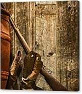 Rifle Canvas Print