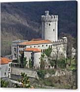 Rihemberk Castle Canvas Print