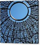 Ring Of Sky Canvas Print