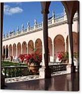 Ringling Museum Arcade Canvas Print