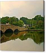 Rings End Bridge Canvas Print