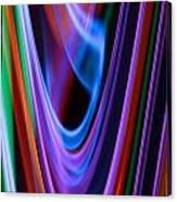 Rings Of Saturn Canvas Print