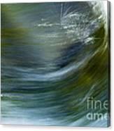 Rio Caldera Flow 2 Canvas Print