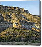 Rio Chama Valley Canvas Print