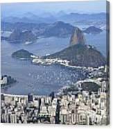 Rio De Janeiro 1 Canvas Print