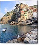 Riomaggiore Cinque Terre - Italy Canvas Print