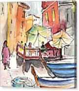 Riomaggiore In Italy 01 Canvas Print