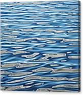 Ripples On A Scottish Loch Canvas Print