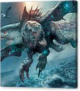 Riptide Chimera Canvas Print