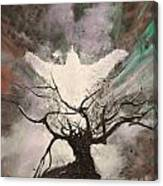 Rising From The Ash Canvas Print