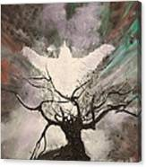 Rising From The Ashes Canvas Print