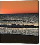 Rising To The Occasion - Jersey Shore Canvas Print
