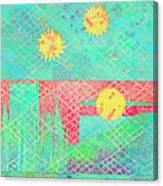 Rita's Meadow Canvas Print