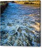 River Medway Kent Canvas Print
