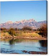 River View Mesilla Canvas Print