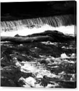 River Wye - England Canvas Print