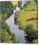 River Wye Canvas Print