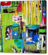 Riverboat Gambler Canvas Print