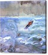 Rnli Canvas Print