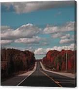 Road Ahead Canvas Print