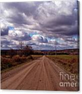 Road To Fillmore Canvas Print