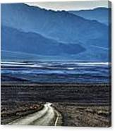 Road To Hell Canvas Print