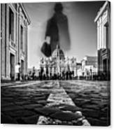 Road To St.peter Canvas Print