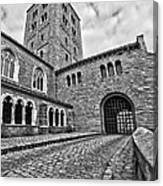 Road To The Gatehouse Canvas Print