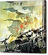 Road Trip Respite Canvas Print
