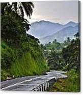 Roads Canvas Print
