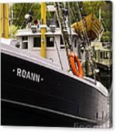 Roann Canvas Print