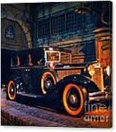 Roaring Twenties Canvas Print