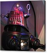 Robby The Robot 1956 Canvas Print