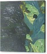 Robert De Niro Portrait Canvas Print