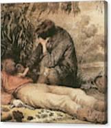 Robert O'hara Burke (1820-1861) Canvas Print