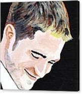 Robert Pattinson 121 Canvas Print