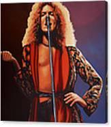 Robert Plant 2 Canvas Print