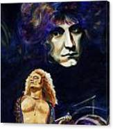Robert Plant Canvas Print