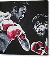 Roberto Duran 4 Canvas Print